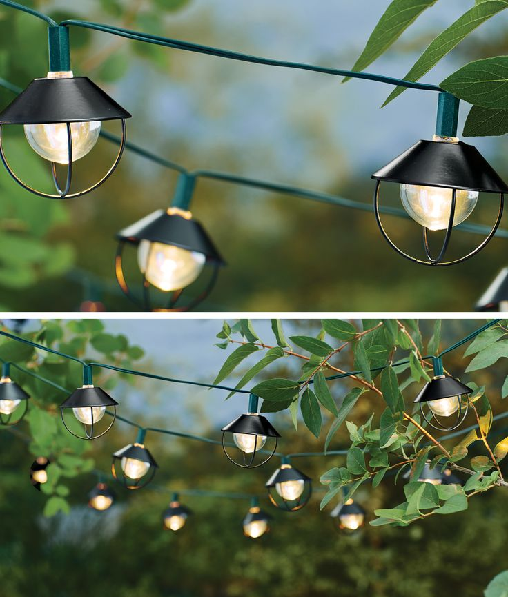 Best 25+ Industrial Outdoor String Lights ideas on Pinterest Industrial deck lighting ...
