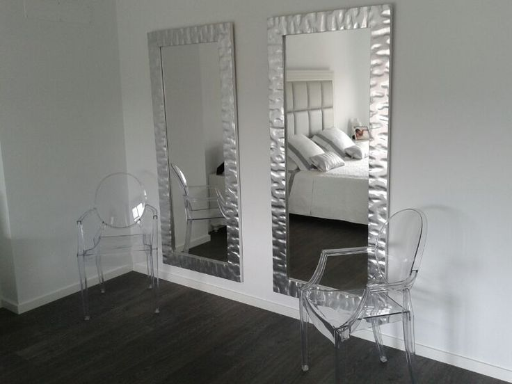 Mejores 17 im genes de espejos modernos espejos a medida for Espejos plateados modernos