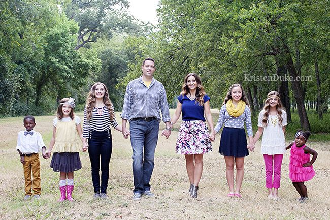 McKnight Family Pictures