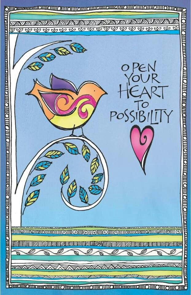 Open possibility
