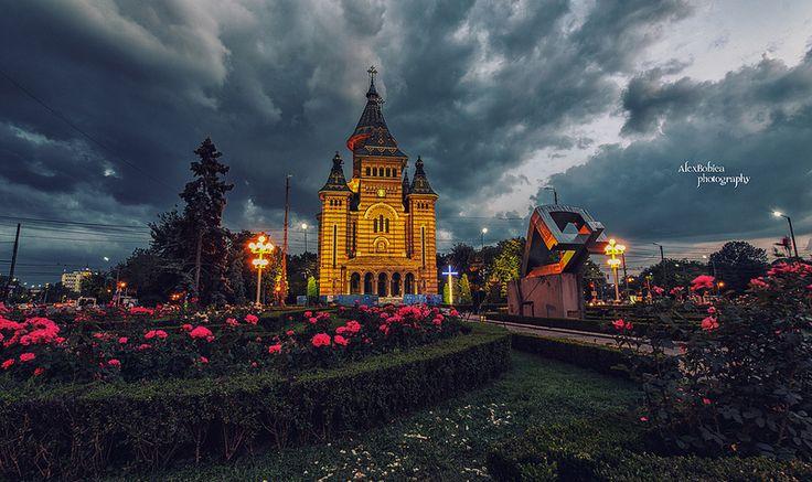 Timisoara - #Timisoara, #Romania, #AlexBobicaPhotography