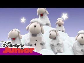 Disney Junior ✰☽✰ LaLeLu Gute Nacht Lied - YouTube