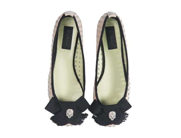 John Richmond Ballerinas  http://styleintro.com/boutique,index,buty-plaskie,142,0,0,0,0,0,0