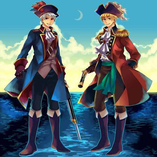 Manga Anime Pirates: Anime Pirate Costumes ~ Anime - Cosplay