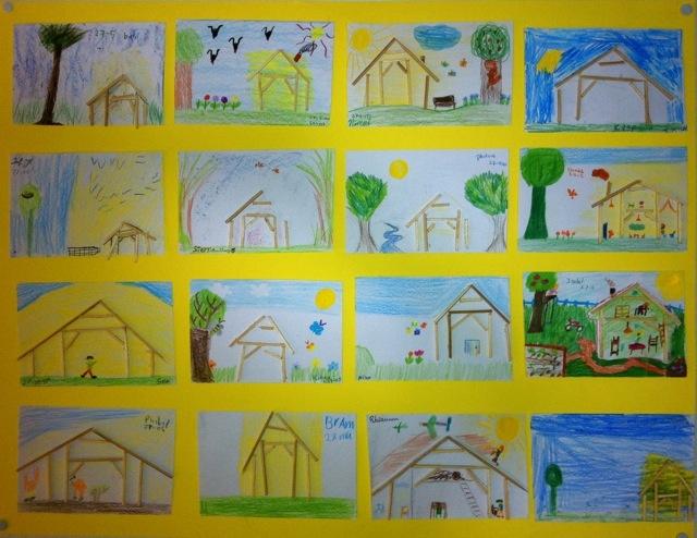 Vrije School Michael Bussum - Klasse(n)werk  construire une maison