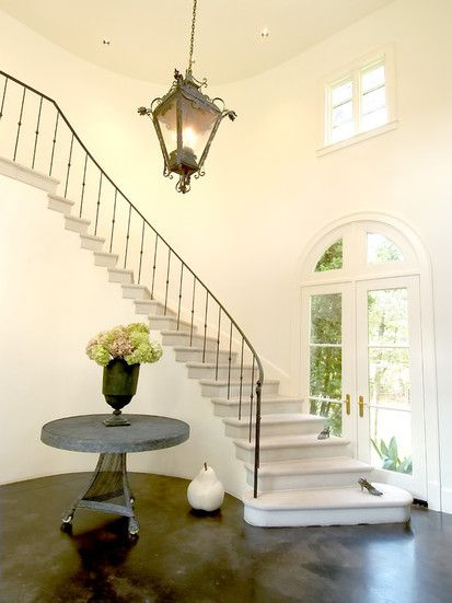 Country Manor In Memphis, Traditional Staircase, Chicago