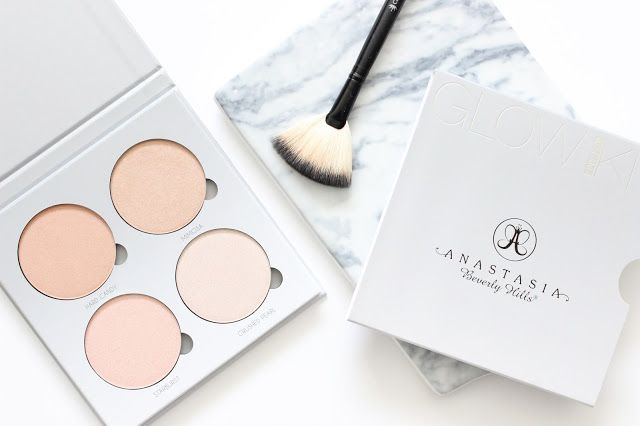 Anastasia Beverly Hills Glow Kit in 'Gleam' | Review & Swatches
