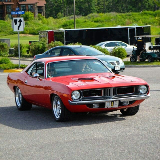'74 Plymouth Barracuda Images On Pinterest