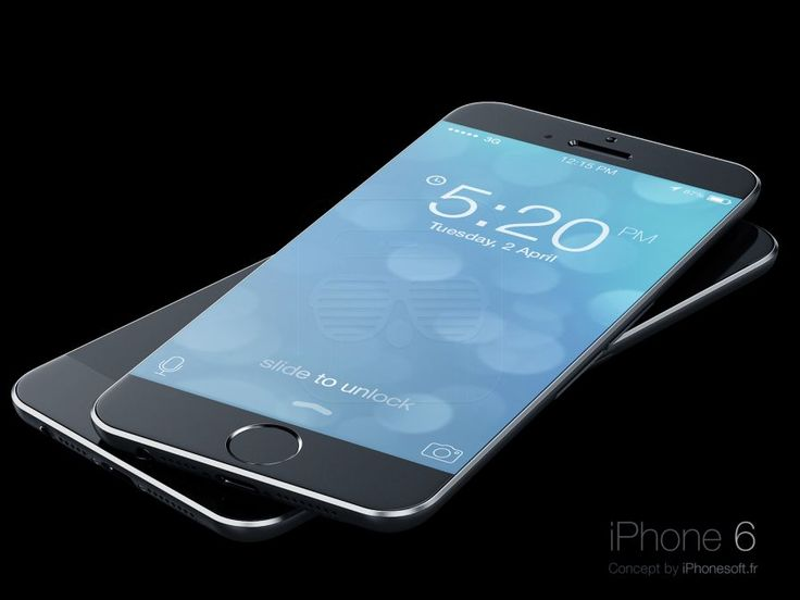 iPhone 6/iPhone 6C – next rumored iPhones appear in new concept  The iPhone 6 and iPhone 6C are rumored to be released by Apple this year and until then they appear in an interesting concept.