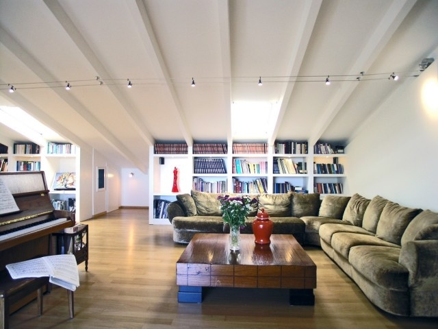ss.mm design | Roof apartment in Politia on http://www.arthitectural.com