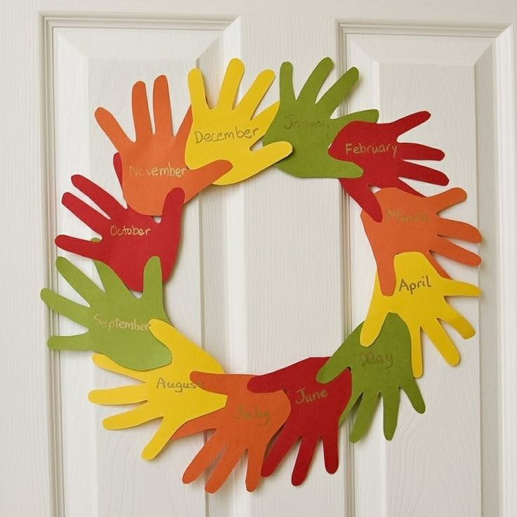17 best ideas about infant art november thanksgiving on for November arts and crafts for daycare