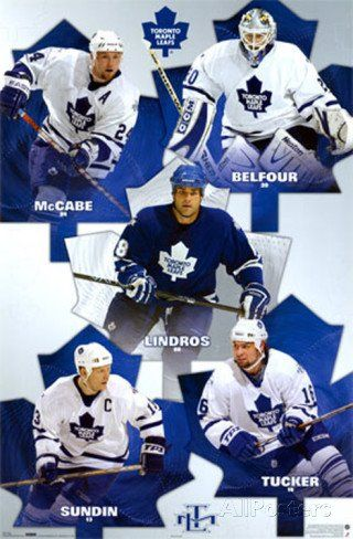 Toronto Maple Leafs - Poster