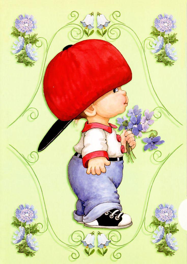 Детские открытки дети, открытки