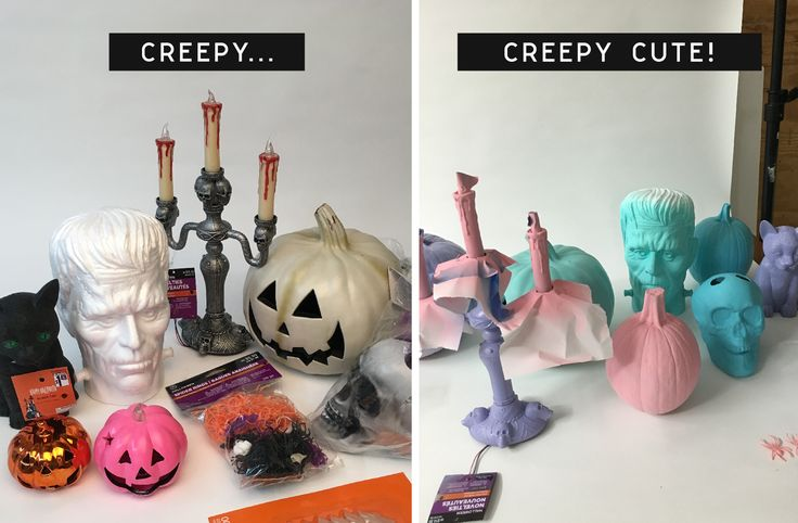 Creepy Cute Halloween 2015 via happymundane.com