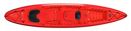 Perception Kayak Tribe 135 Bs Red -- You can get additional details at the image link. Note: It's an affiliate link to Amazon
