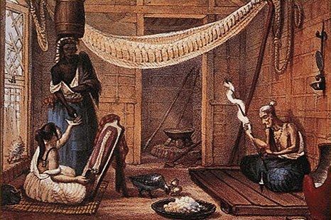 Museu Casa Histórica de Alcântara: Interiores no Brasil Colonial