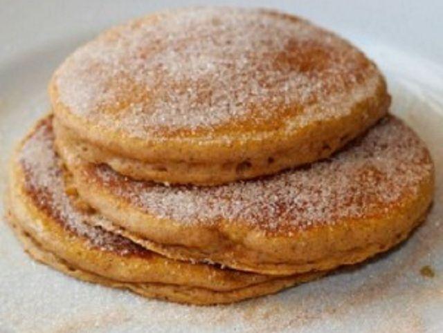 Receita de Panquecas de Abóbora (Madeira) | Doces Regionais