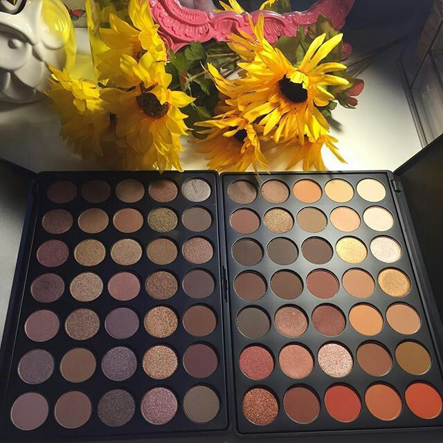 Morphe 35T and 35O must have Palettes!!!!!