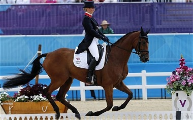Photo #1: July 29, 2012 - UK- equestrian-  by Mike Hutchins - 276x460    Zara Philips