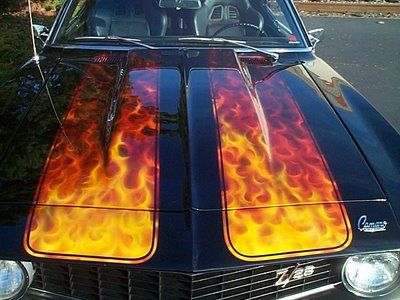 Best Autos Images On Pinterest Custom Cars Custom Paint Jobs - Custom vinyl decals for rc carsimages of cars painted with flames true fire flames on rc car