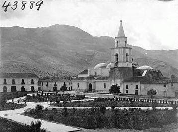 Conozca cómo era la catedral antigua y algunos lugares de Huánuco en 1922