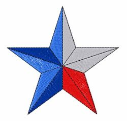 Printable Primitive Star Pattern | Free Primitive Star Ornament Pattern – Free Sewing Patterns and