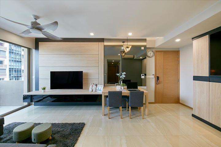 The Wandervale Condominium Interior Design Singapore Condominium Interior Design Condominium Interior Interior Design Singapore