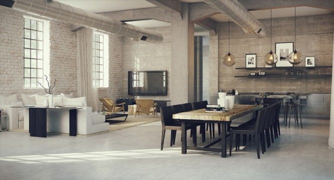 my kinda home, beautiful with a hint of old meets new. Not too harsh but not soft either. Love it