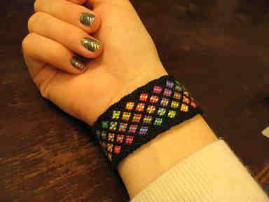 Photo of #55306 by hmm46 - friendship-bracelets.net