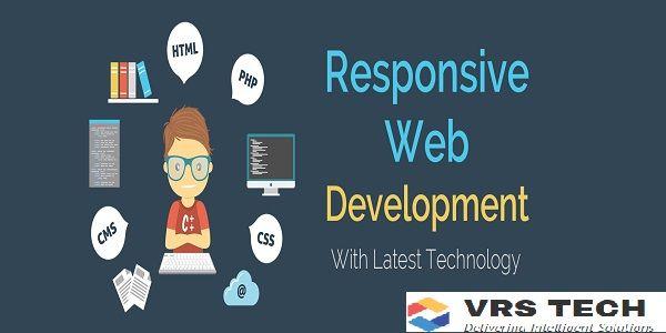 Responsive Web Development Services In Dubai With Images Web Design Agency Website Development Company Web Design Services