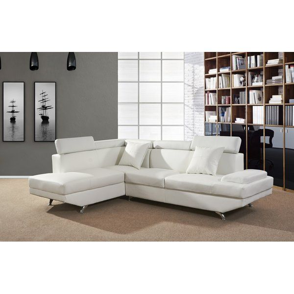 Off Sectional Sofas Wayfair Furniture White Sectional Sofa