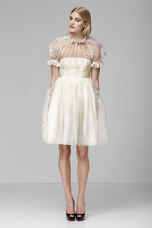 Ole Yde Ready To Wear Wedding Dress Pinterest