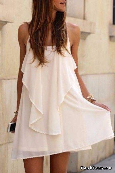 Тополиный пух, жара ... летние платья