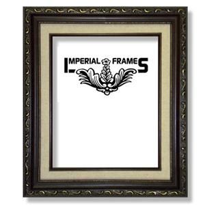 imperial frames 314b wood picture frame for 12x18