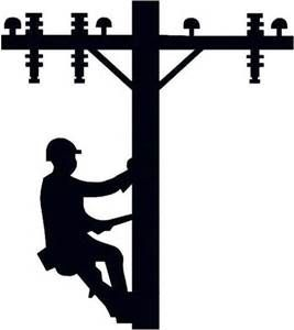 power lineman clip art - Yahoo Image Search Results