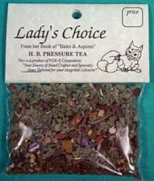 High Blood Pressure tea (5+ cups). Aid in lowering blood pressure, angelica root, hawthorne, sassafras, marshmallow root, and licorice to soothe hypertension. Loose tea, one package is enough for 5 + cups. (Not to be used as a substitute for a doctor's care.)