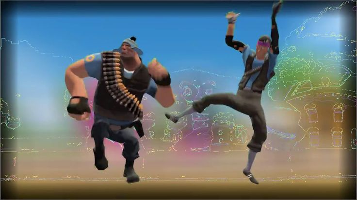 Old Meme Mixed With Scout #games #teamfortress2 #steam #tf2 #SteamNewRelease #gaming #Valve