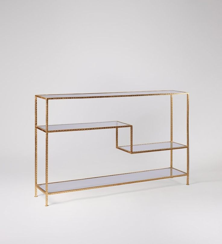 Spensley console table