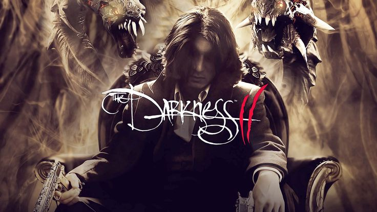 the darkness ii free for desktop 1920x1080