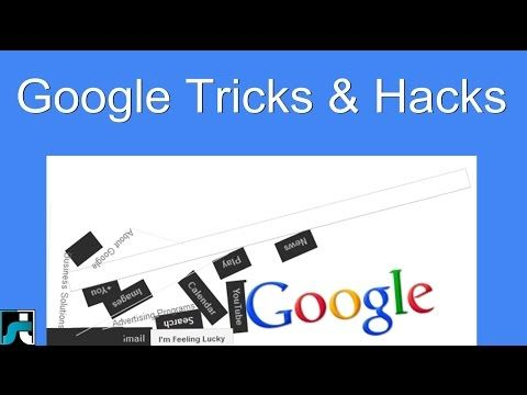 30+ Google Tricks And Secrets 2017 (Working Hacks)