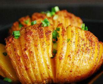 Θεϊκές Πατάτες ακορντεόν !