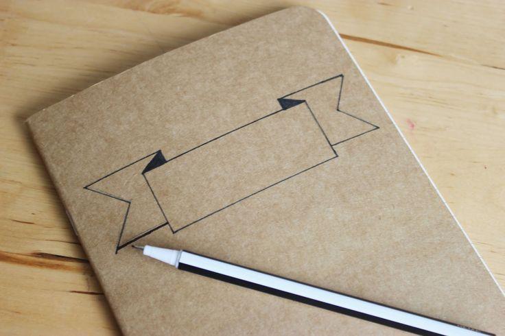 DIY | School schriften | The Budget Life - Online budgetadvies voor een leuke, low-budget lifestyle!