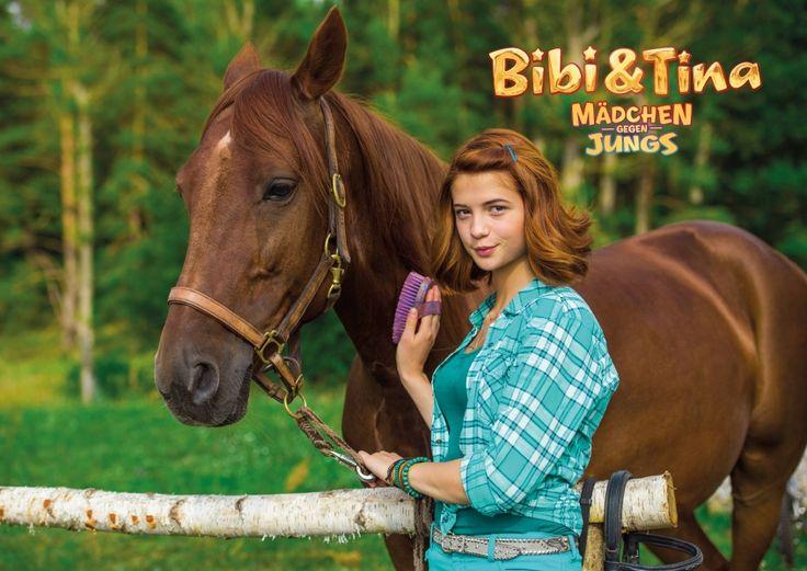 Tina Martin | Bibi&Tina | Echte Postkarten online versenden | Bibi &…