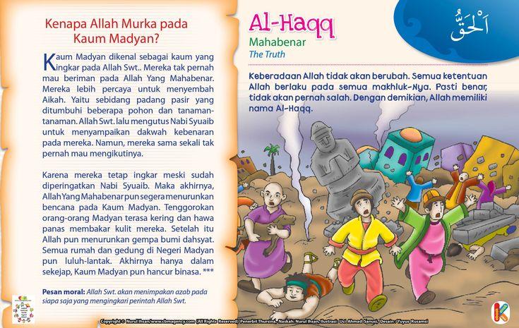 Kisah Asma'ul Husna Al-Haqq