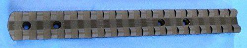 EGW Tikka Picatinny Rail Scope Mount, 0 MOA by Evolution Gun Works. EGW Tikka Picatinny Rail Scope Mount, 0 MOA.