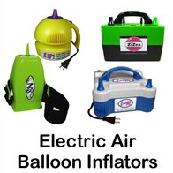 Electric Air Balloon Inflators