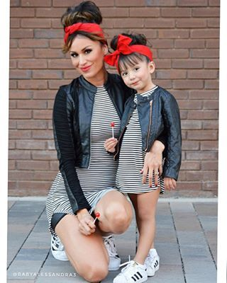 Literally can't handle this. | 19 Adorable Photos Of Kids Dressed Like Their Parents