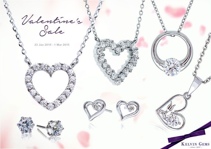 Win Over her Heart and Make this Valentine a MEMORABLE One! Free Shipping + Valentine's Special Gift Packaging ► http://goo.gl/gKkfv6  #kelvingems  #valentine2015 #craftedbyangie #jewellerysalemalaysia #kualalumpur #malaysiasale #salesmalaysia #malaysiasales #salemalaysia #valentinesale #valentinepromo #promomalaysia #valentine