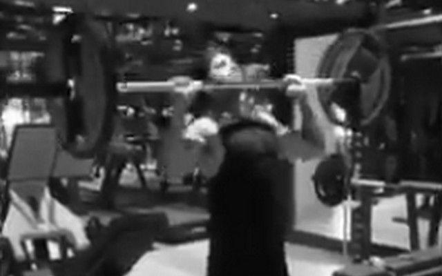 Saqib Saleem Works Out In Jackky Bhagnani's 'Swank' Gym