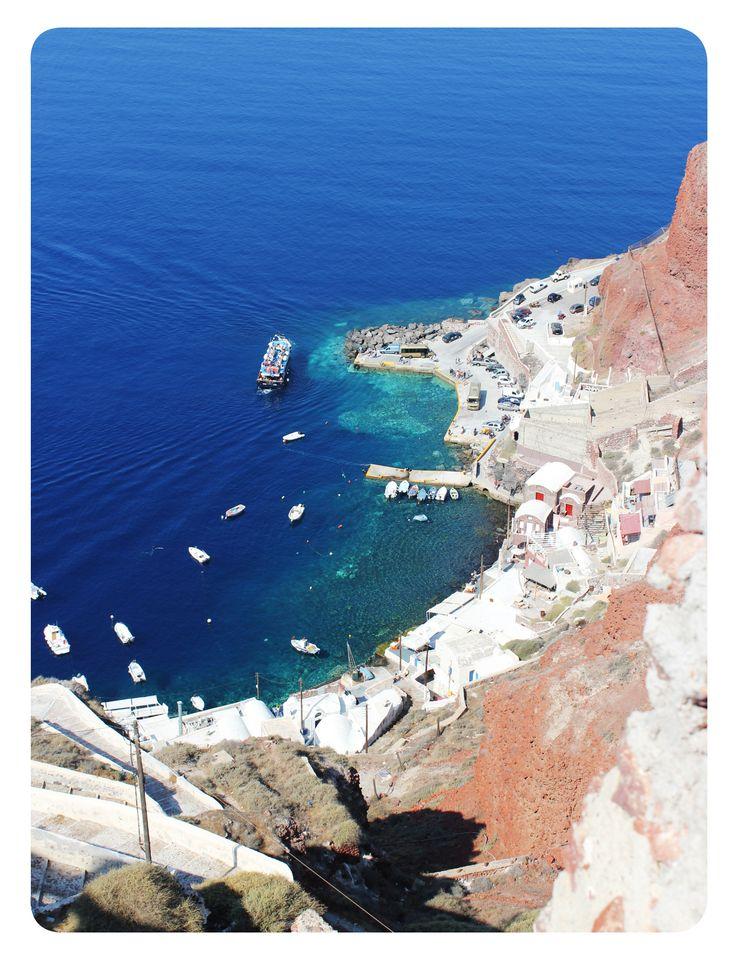 Greece inspiration trip. Photo by Carina Ferguson